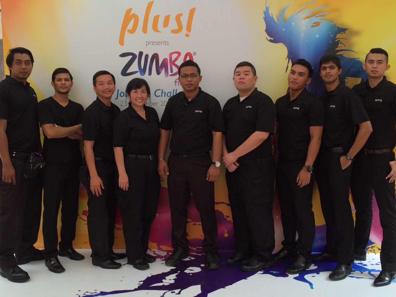 Zumba Event Protection Security Officers 7