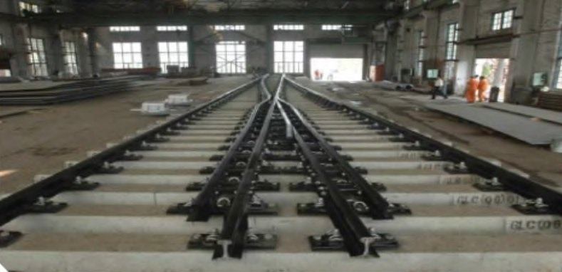 GATES PCM Construction Ltd – Track Works and Equipment